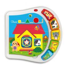 Livro Casa das Formas - 9779 - CHICCO