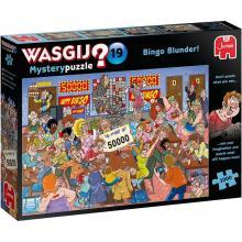 Puzzle Wasgij - 19182 - BINGO AT TIRE-LARIGOT! - Jumbo