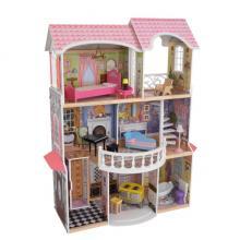 Casa de bonecas em madeira - 65907 - Kidkraft