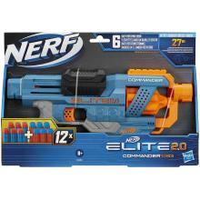 Nerf Elite 2.0 - Commander RC-6 - E9485 - Hasbro