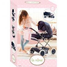 Carro boneca - 60418 - La Nina