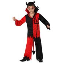 Fatlo Diabo infantil 3/4 anos - 14958