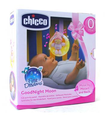 CHICCO Goodnight Moon Rosa - 242621
