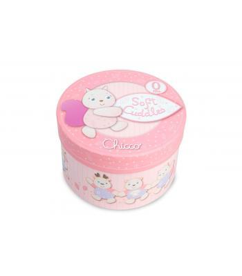 CHICCO Caixa de Música Soft Cuddles Rosa - 74971