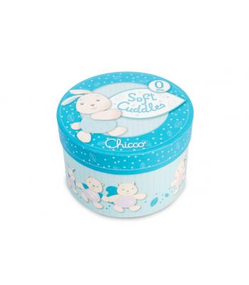 CHICCO Caixa de Música Soft Cuddles Azul - 74972
