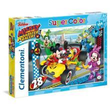 Puzzle Mickey e os Superpilotos - 27984 - Clementoni