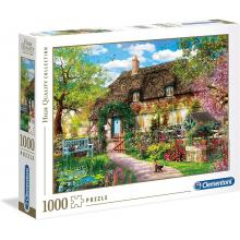 Puzzle - The Old Cottage - 39520 - Clementoni