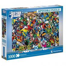 Puzzle DC Comics Impossível - 39599 - Clementoni