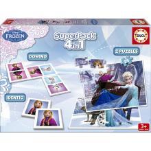 Superpack Frozen Educa 16144