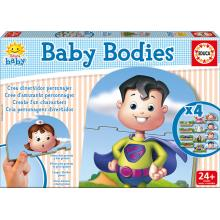 Baby puzzle Bodies - 16222