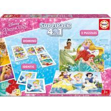 EDUCA Superpack Princesas 17198