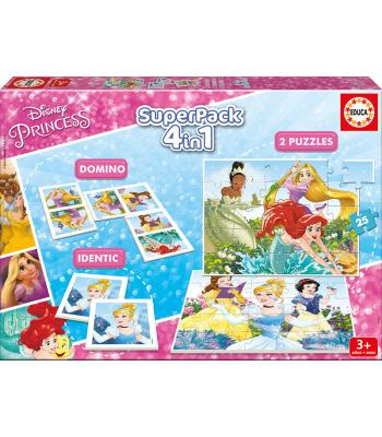 EDUCA Superpack Princesas 17198