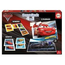 Superpack - Cars 3 - Educa 17199