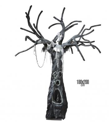 Árvore Assombrada - Halloween - 01429