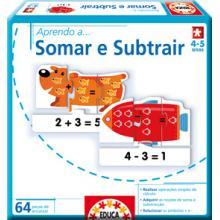 Aprendo a Somar e subtrair 14243