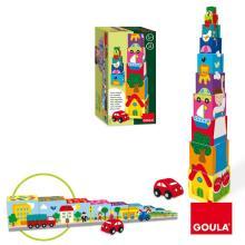 Goula Cubos Empilháveis 55202