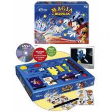 Magia Borras Mickey com DVD - 14404
