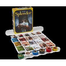 Jogo de tabuleiro Splendor - 3994