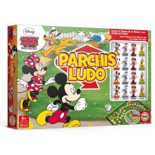 Parchis/Ludo Mickey - 18343 - EDUCA