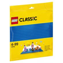 LEGO base de construção azul - 10714