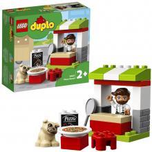 LEGO Duplo Vendedor de Pizas - 10927