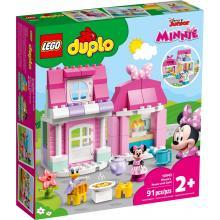 LEGO DUPLO - Casa e café da Minnie - 10942