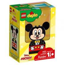 LEGO Duplo - 10898 - A Minha Primeira Construção Mickey