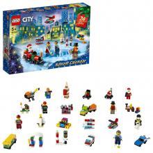 LEGO City - 60303 - Calendário do Advento