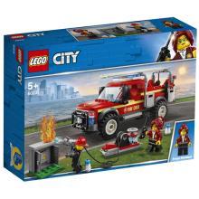 LEGO City - 60231 - Camião dos Bombeiros