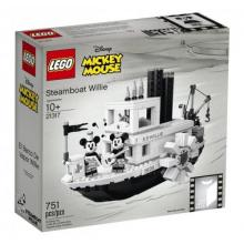 LEGO Ideas - 21317 - Steamboat Willie