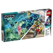 LEGO Hidden Side - 70423 - Autocarro Intercetor Paranormal