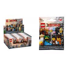 Minifiguras Ninjago Movie 71019 - Caixa Fehada