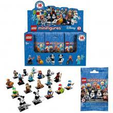 Minifiguras Disney Série 2 - 71024 - caixa fechada