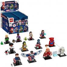 Coleção mini figuras LEGO Marvel Studios 71031