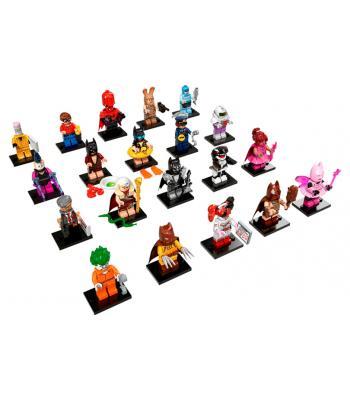 Coleção mini figuras LEGO Batman movie 71017