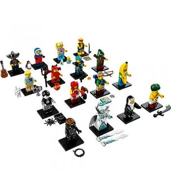 Coleção mini figuras LEGO 16ª série