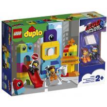 LEGO Duplo Movie2 - 10895 - Emmet e Lucy