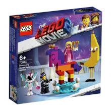 LEGO Movie2 - 70824 - Rainha Watreva
