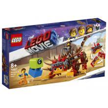 LEGO Movie2 - 70827 - Ultrakatty e Guerreiro Lucy!