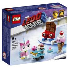 LEGO Movie2 - 70822 - Unikitty e os Doces Amigos