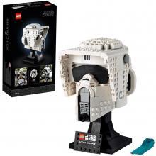 LEGO Star Wars - Capacete Scout Trooper - 75305
