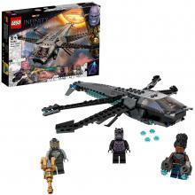 LEGO Marvel - Dragon Flyer de Black Panther - 76186