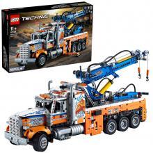 LEGO Technic - Reboque para trabalhos pesados - 42128