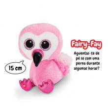 Glubschis - Flamingo FAIRY-FAY de 15cm - 45557 NICI