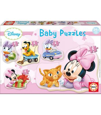 EDUCA Baby puzzle Minnie - 15612