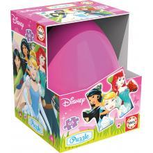 Puzzle 48 peças Princesas - Educa