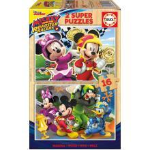 EDUCA Puzzle 2x16 Mickey - 17622
