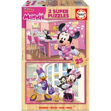 EDUCA Puzzle 2x25 Minnie - 17625