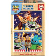 EDUCA Puzzle 2x25 Toy Story4 - 18083