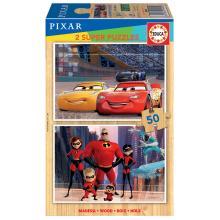EDUCA Puzzle 2x50 Disney Pixar - 18598